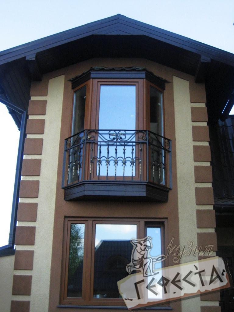Французский балкон.